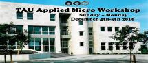 TAU Applied Micro Workshop