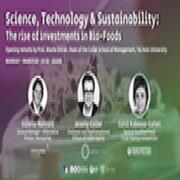 אירוע דיגיטלי בנושא:  טכנולוגיה, מזון, מדע ומה שביניהם