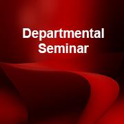 Departmental Seminar 2021-22